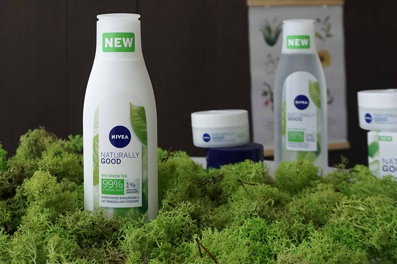 nivea naturally good hydraterende reinigingsmelk review