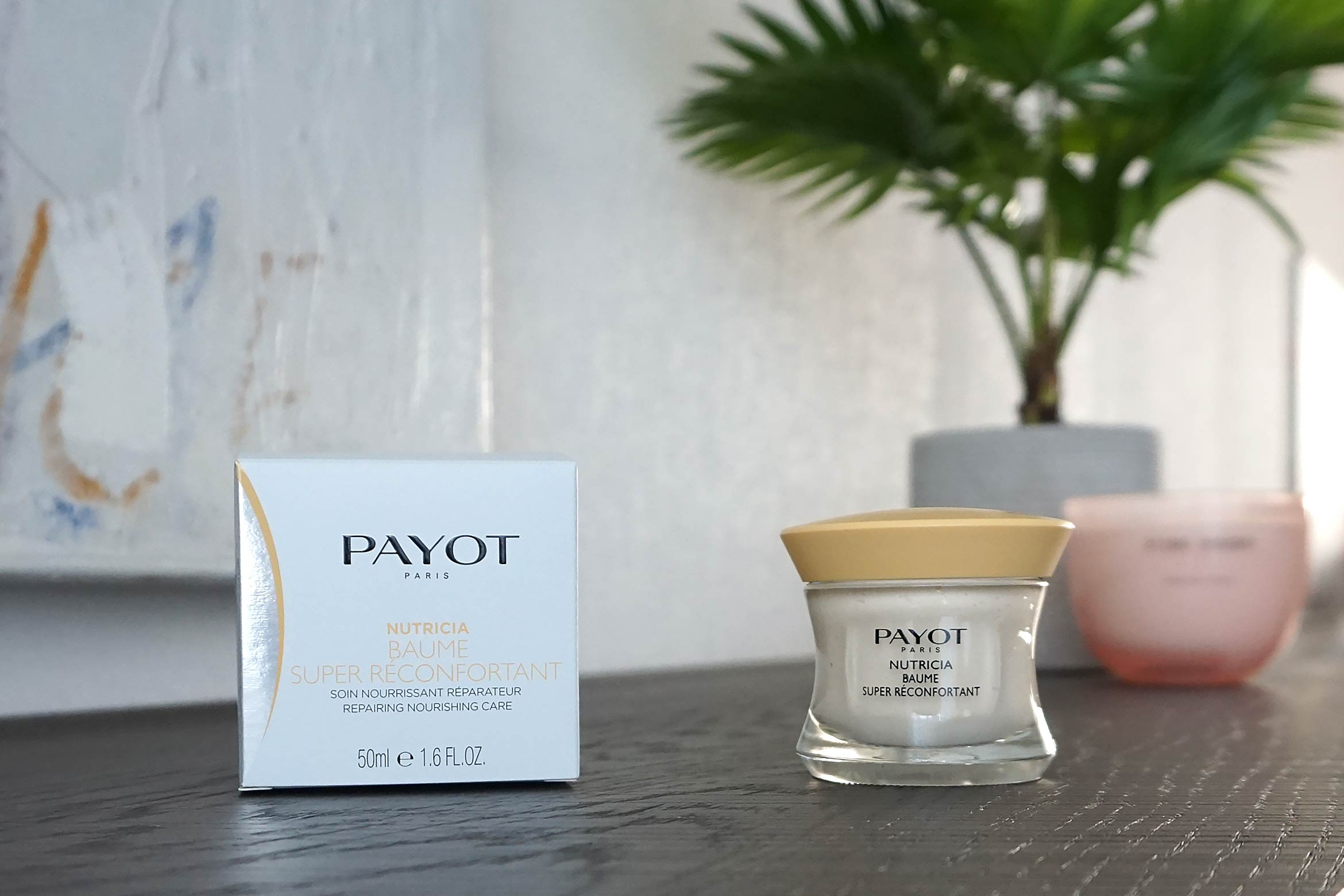 payot nutricia baume super reconfortant review
