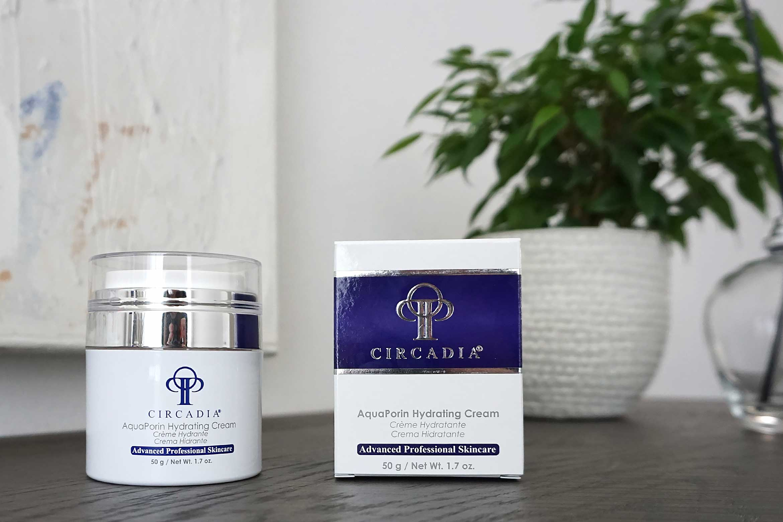 circadia aquaporin hydrating cream review