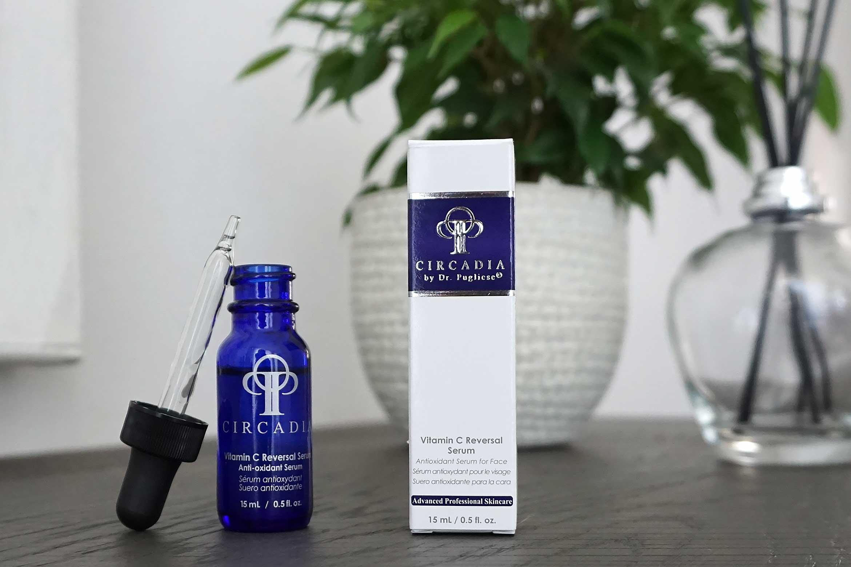 circadia vitamin c reversal serum review