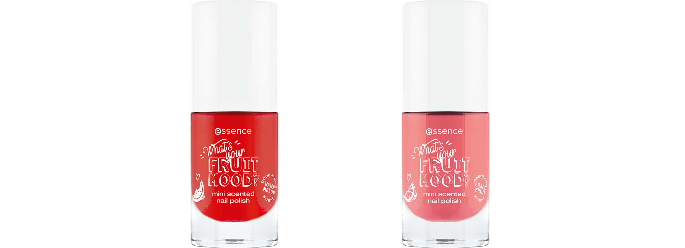 essence what's your fruit mood mini scented nail polish