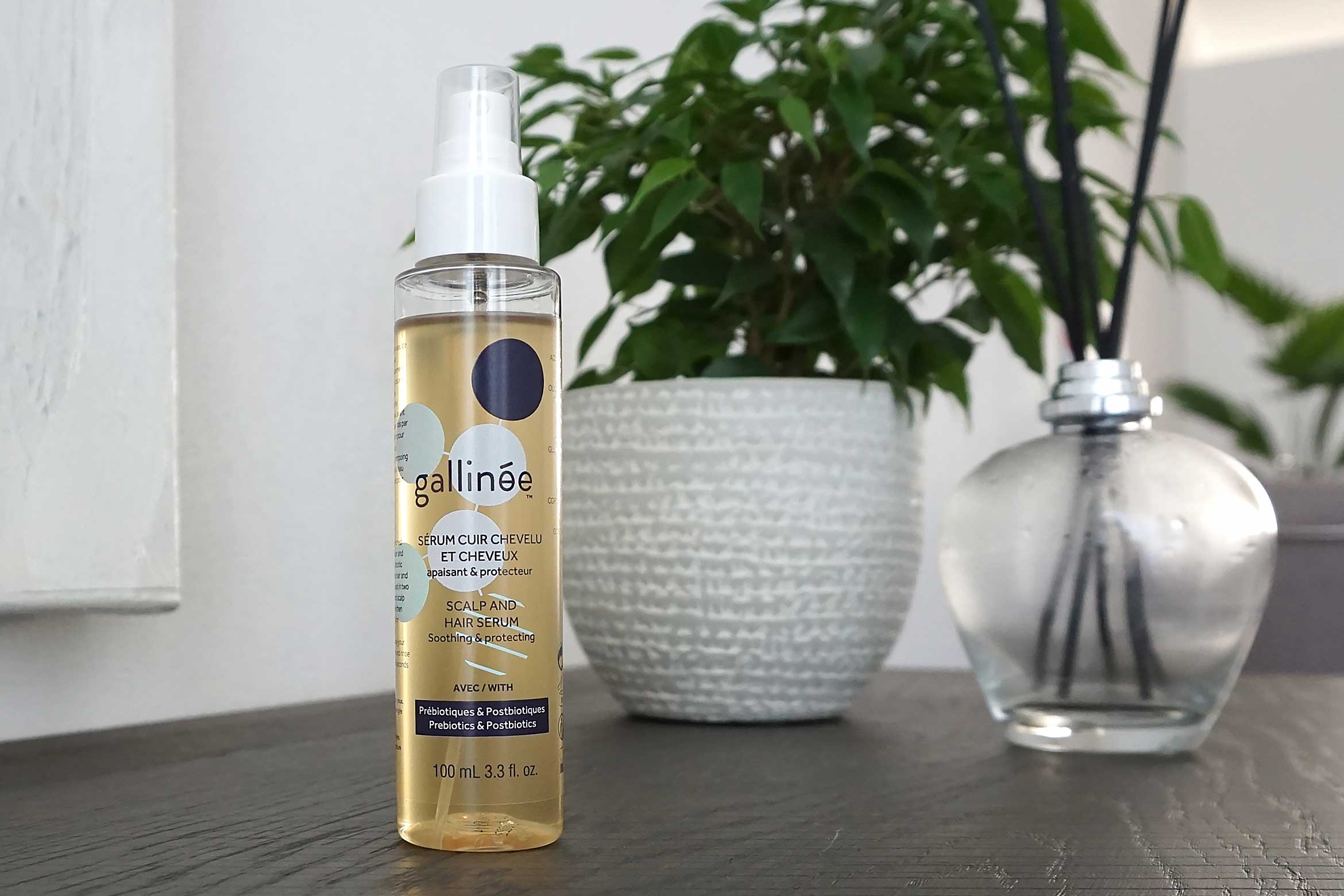 gallinee scalp and hair serum review