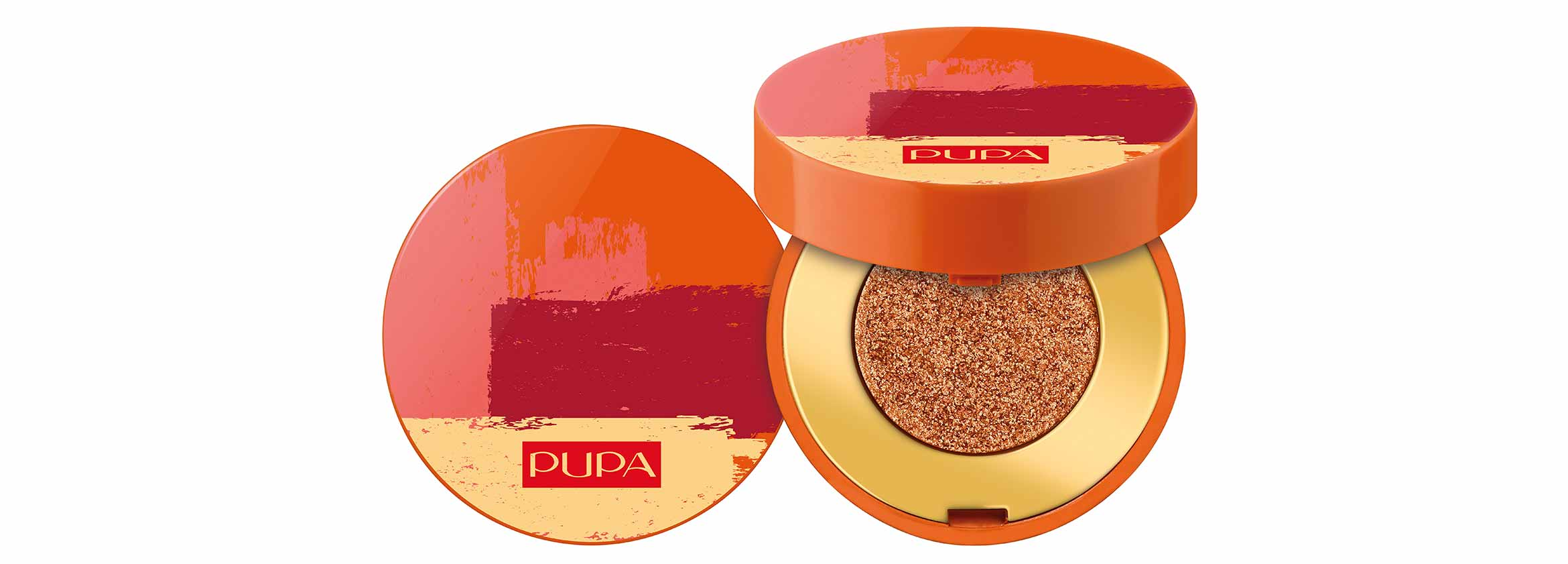 pupa summer escape metal shadow