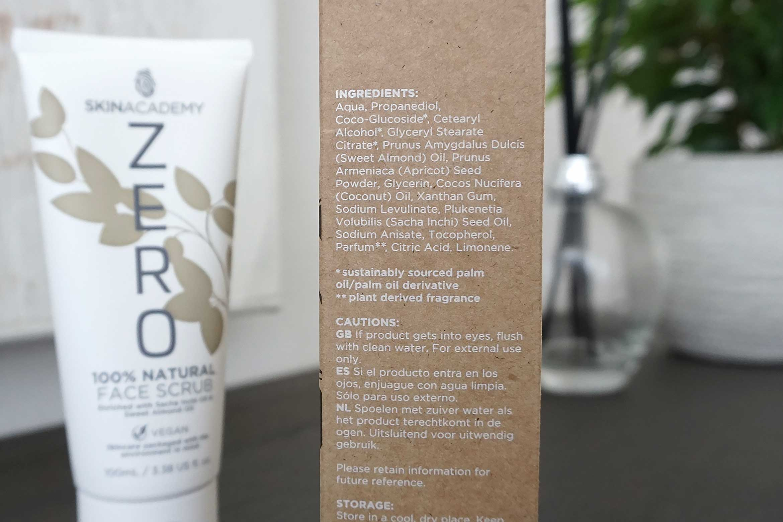 skinacademy zero face scrub review-1