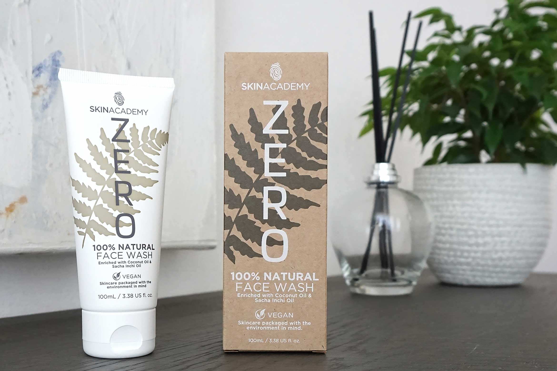 skinacademy zero face wash review