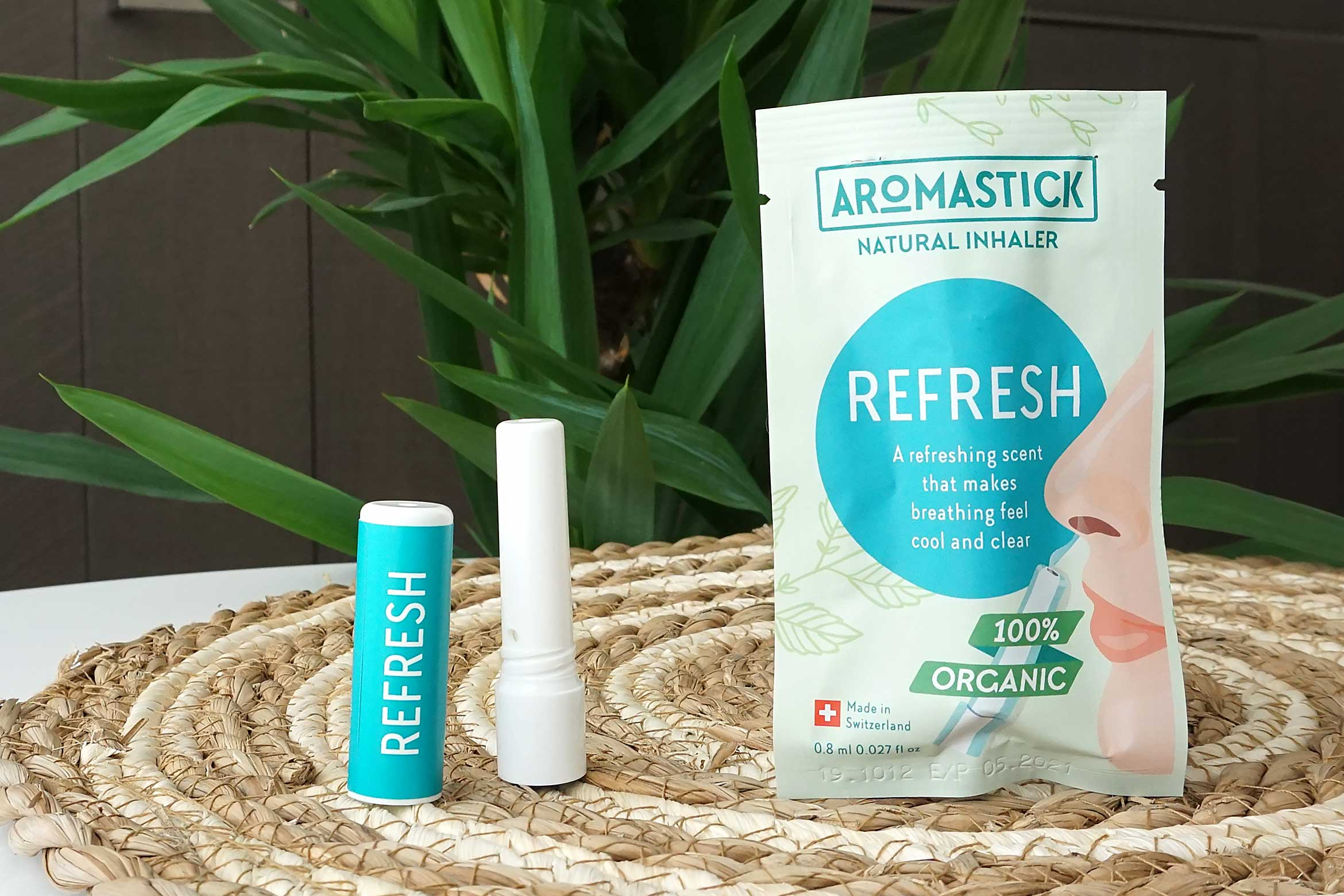 aromastick refresh review