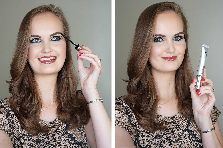 eyeko skinny brush mascara review look-4
