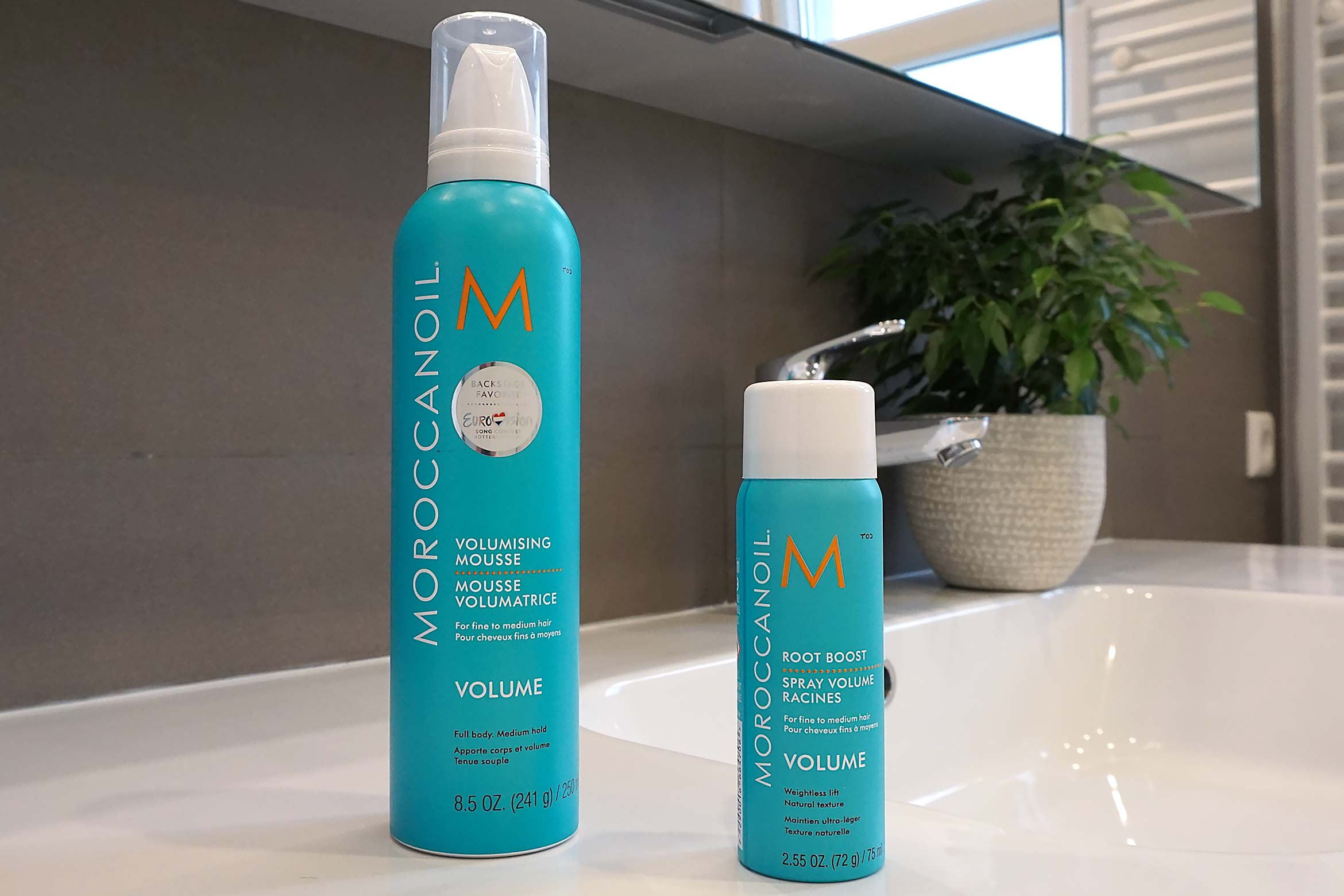 moroccanoil volumizing mousse root boost review-1