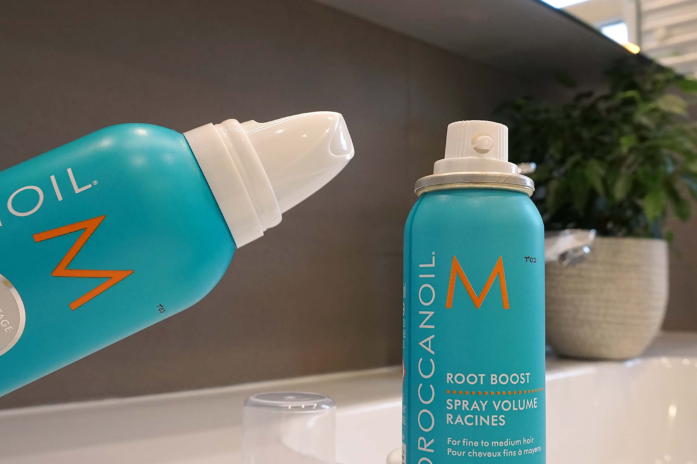 moroccanoil volumizing mousse root boost review-3