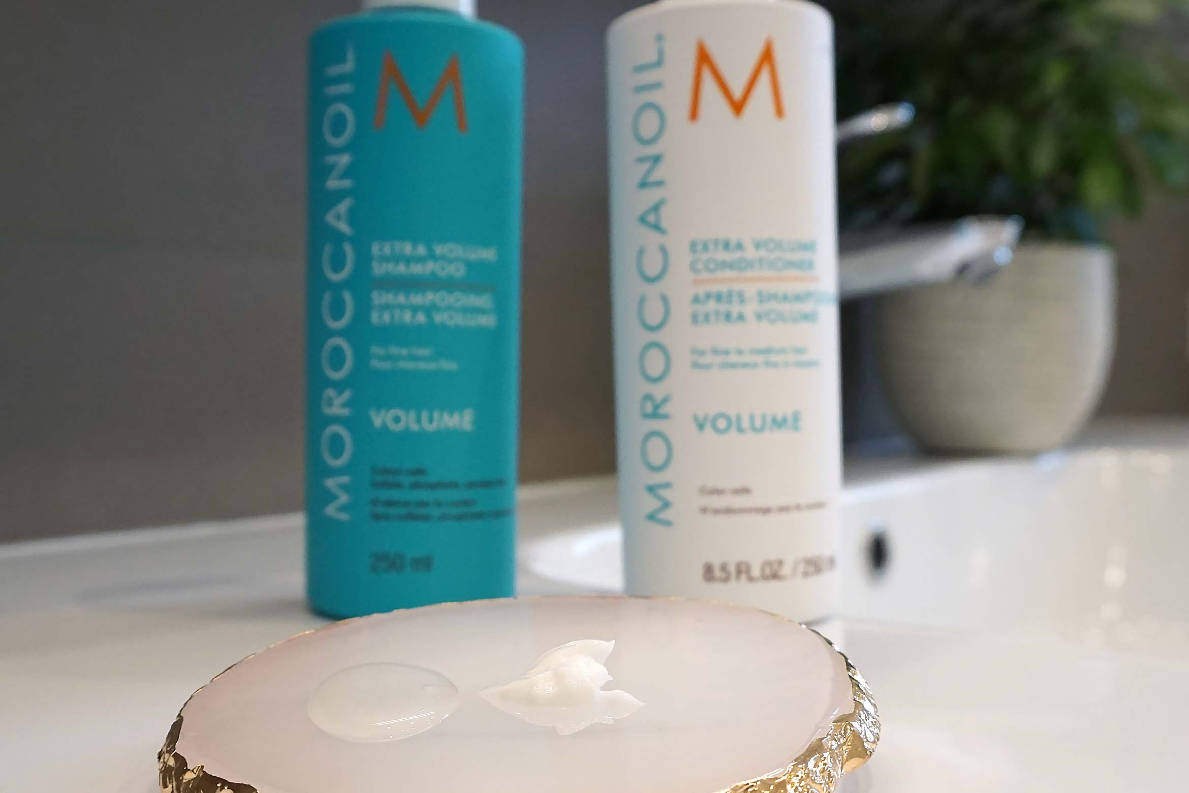 moroccanoil volumizing mousse root boost review