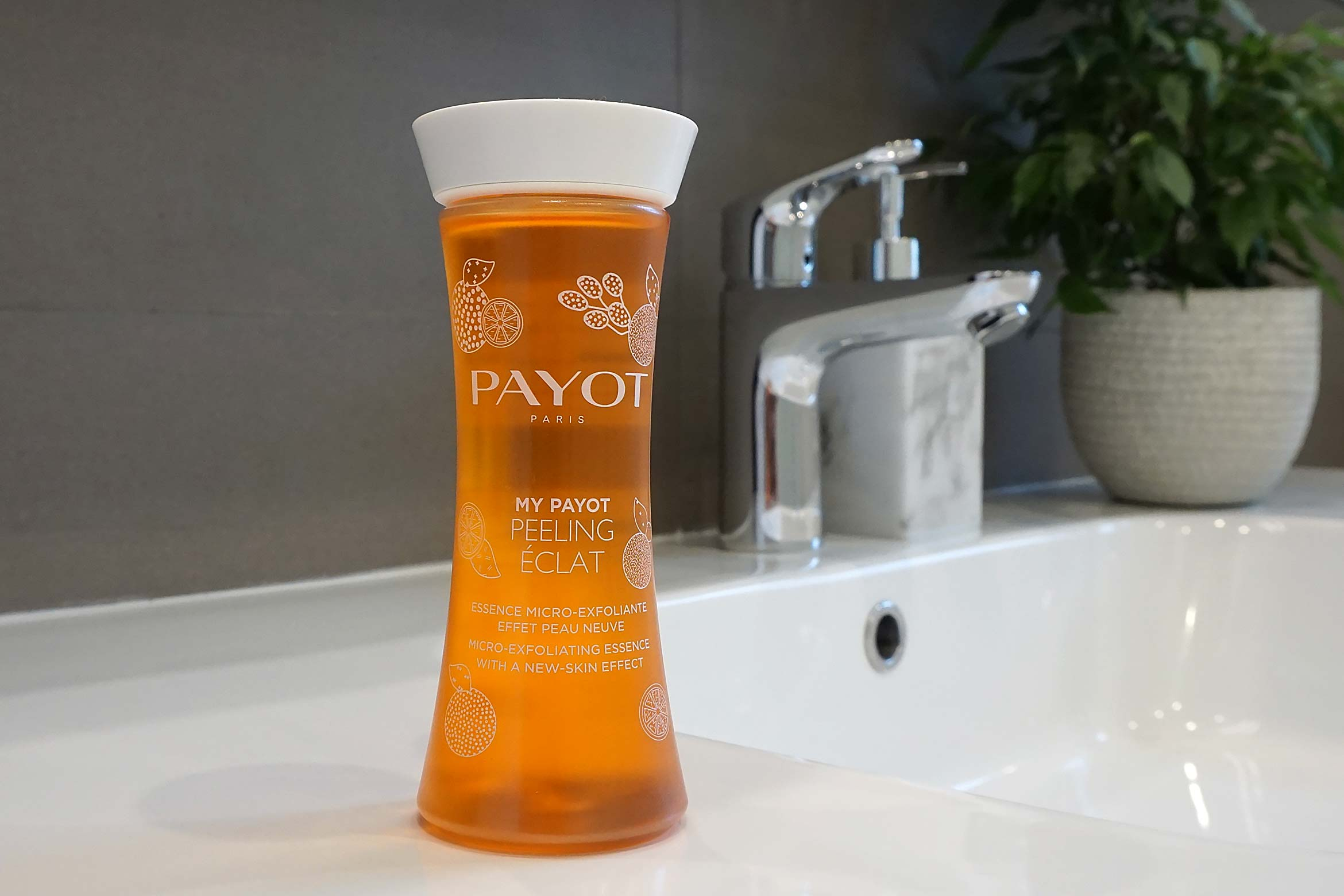 payot my payot peeling eclat review