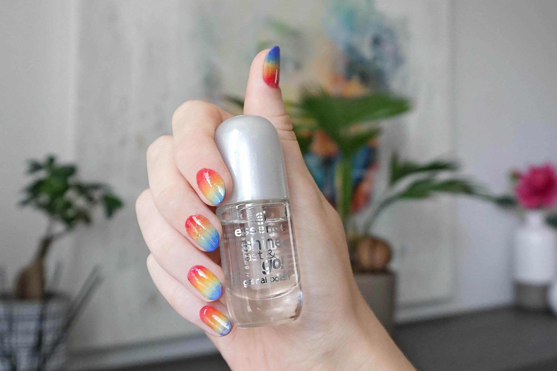 rainbow nail art essence-1
