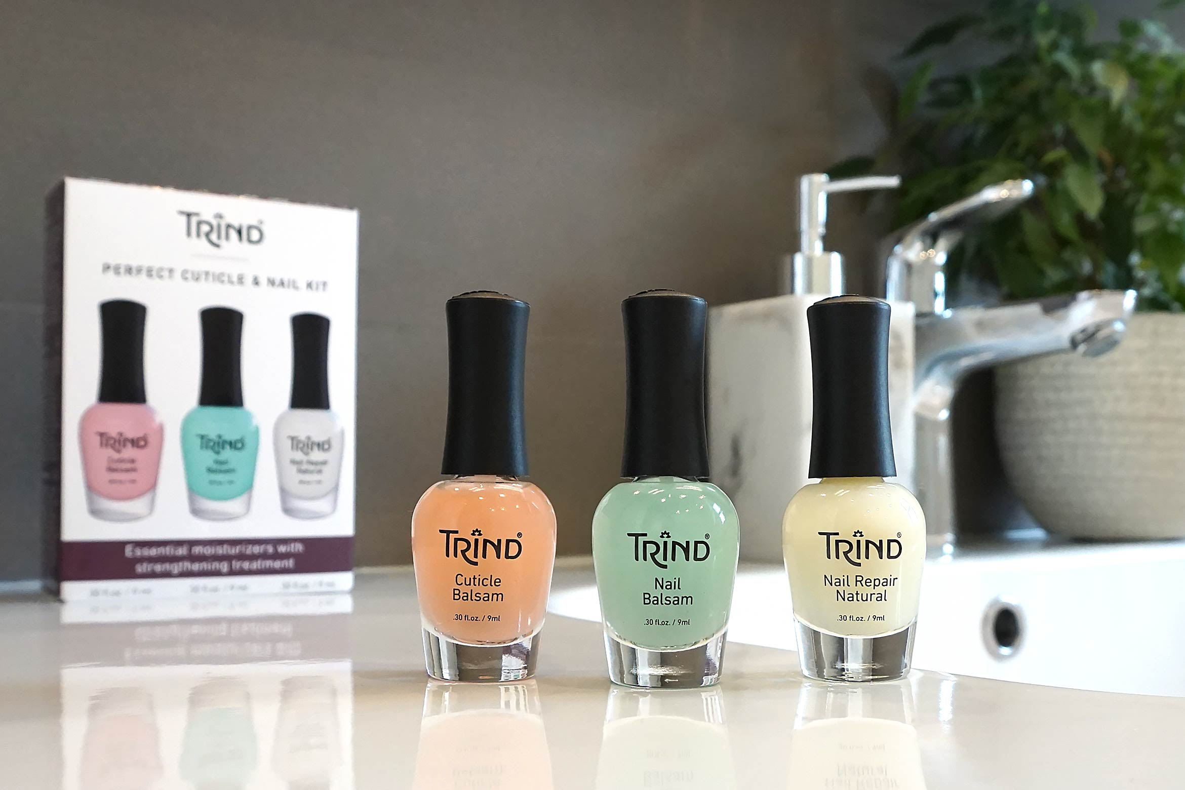trind perfect cuticle nail kit review