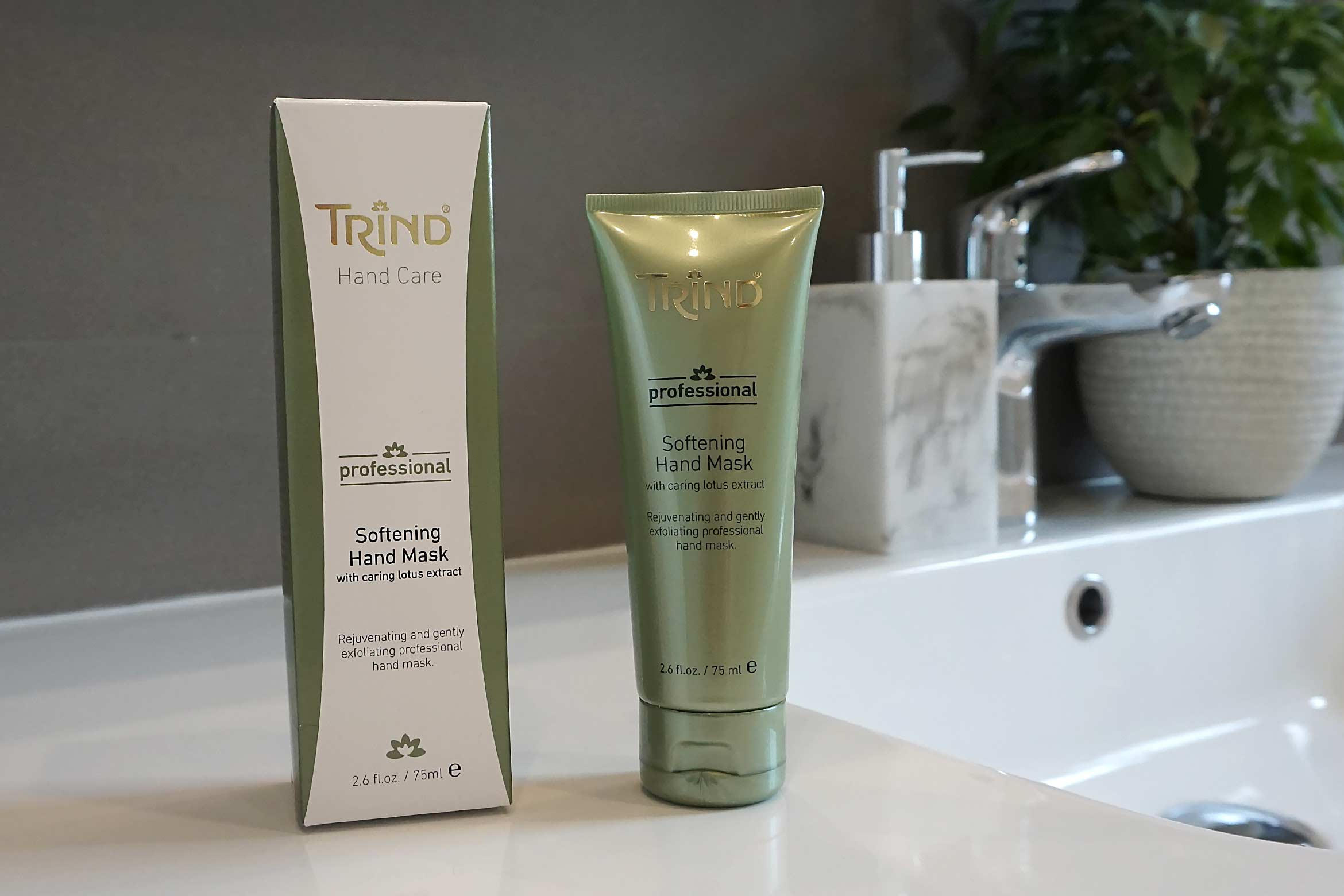 trind softening hand mask review