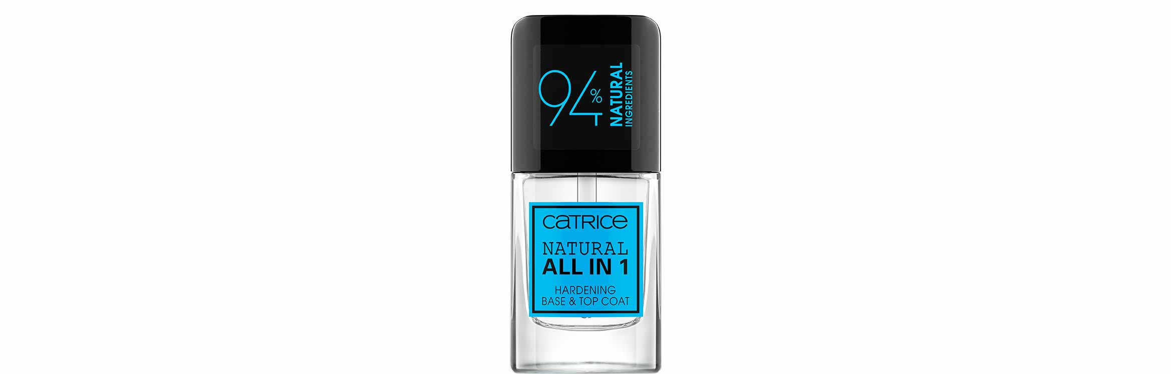 catrice natural all in 1 hardening base & top coat