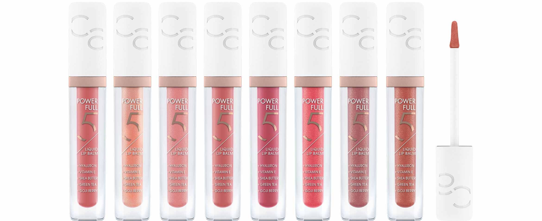 catrice powerfull 5 liquid lip balm