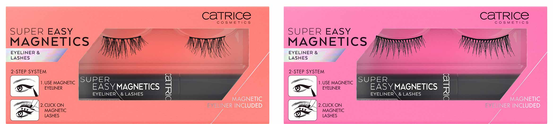 catrice super easy magnetics eyeliner & lashes