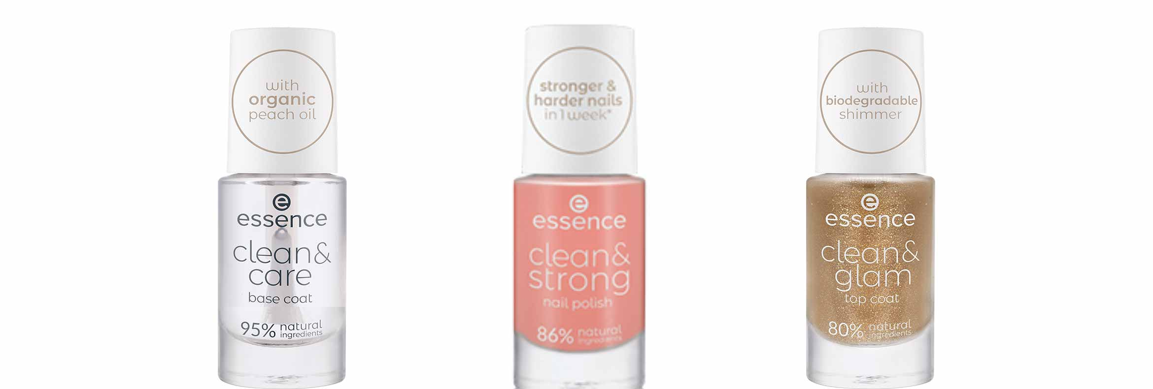 essence clean base coat strong glam