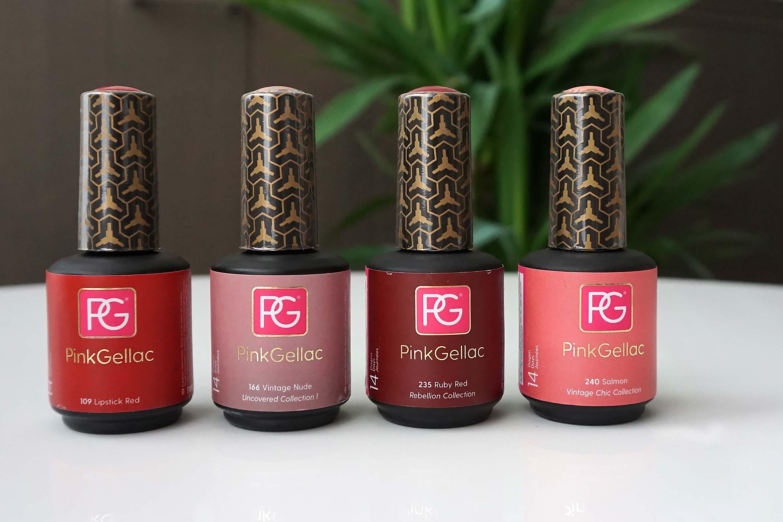 pink gellac premium vogue starterset review-3