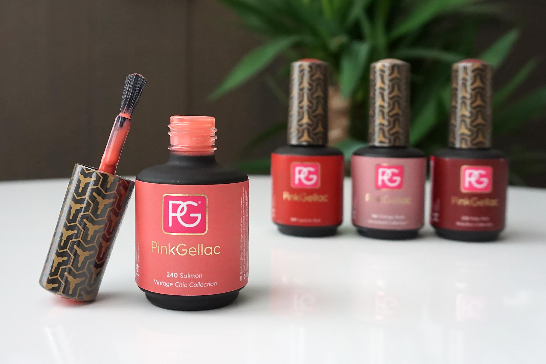 pink gellac premium vogue starterset review-4