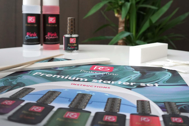 pink gellac premium vogue starterset review-6