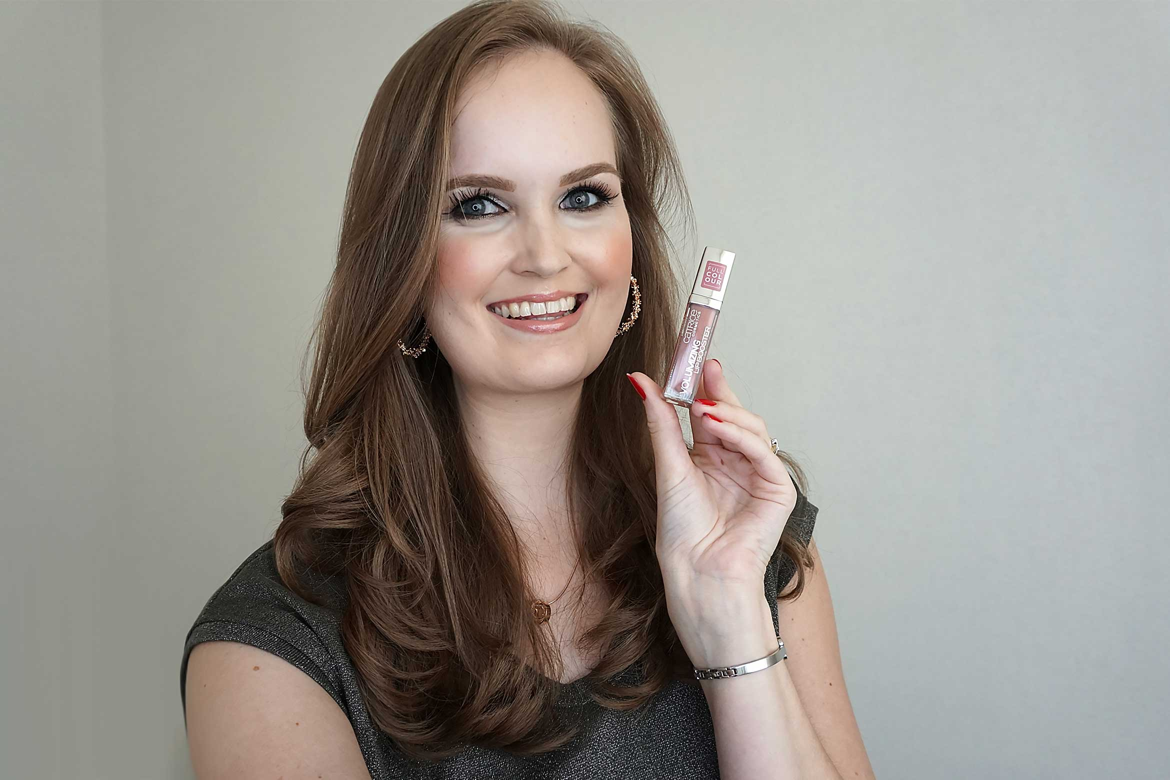 CATRICE Volumizing Lip Booster swatch 120 coffee shot review-1
