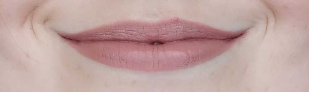 catrice full satin nude lipstick swatch 020 full of strength review