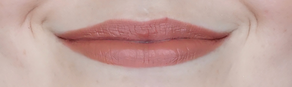 catrice full satin nude lipstick swatch 040 full of courage review