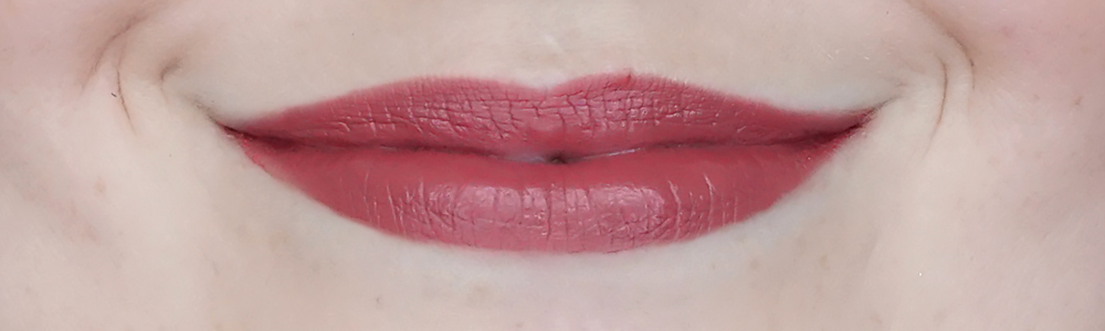 catrice full satin nude lipstick swatch 050 full of boldness review