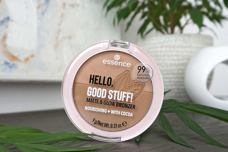 essence hello, good stuff matt & glow bronzer review-1