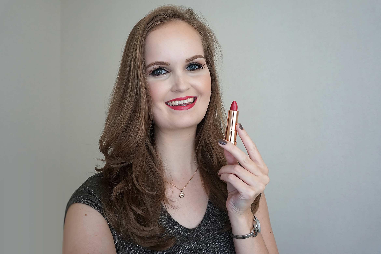 essence semi shine lipstick swatch 106 late night-3