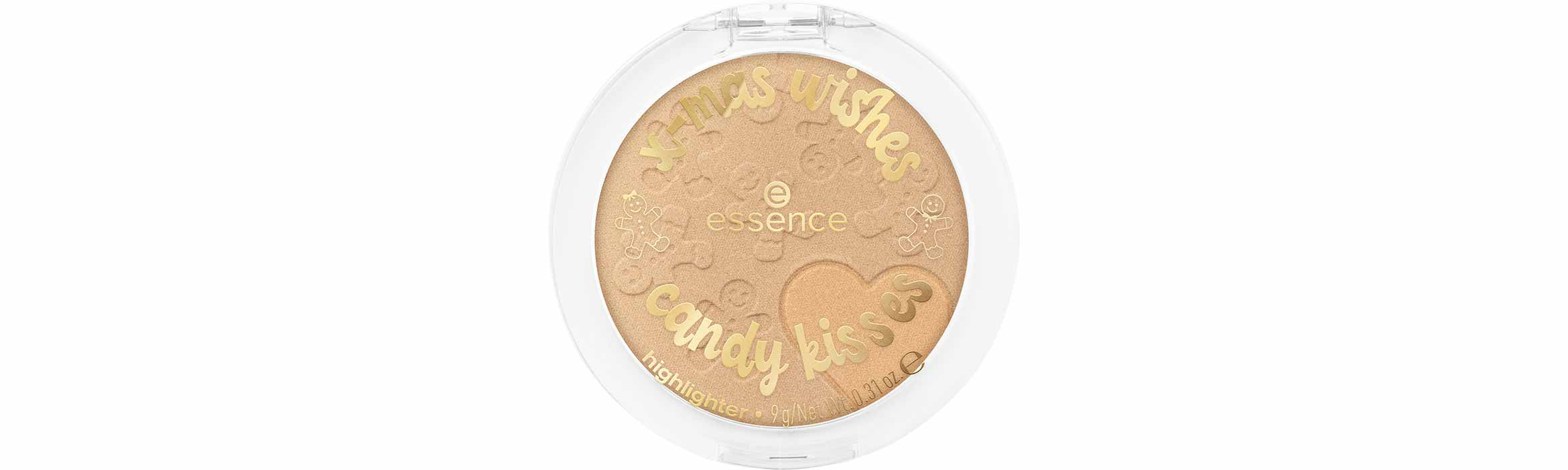essence x-mas wishes candy kisses highlighter