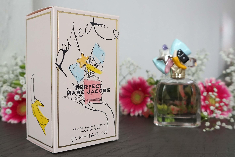 marc jacobs perfect eau de parfum lucht