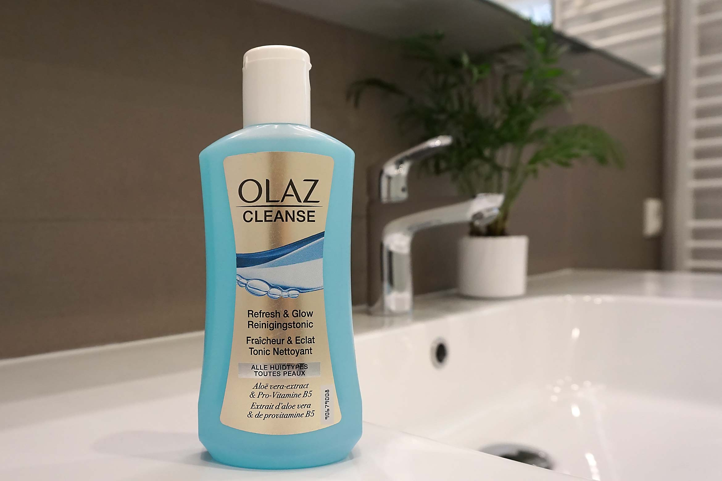 olaz cleanse refresh glow reinigingstonic review