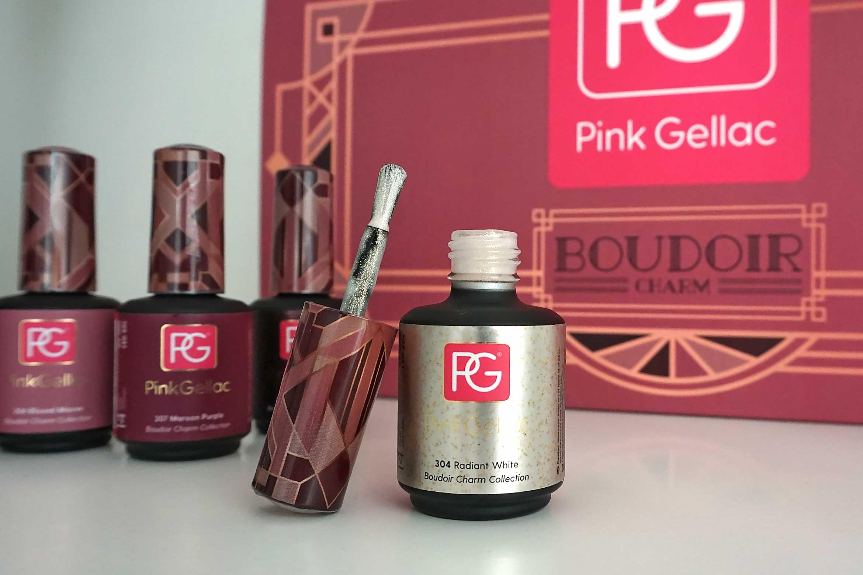 pink gellac boudoir charm swatches-1