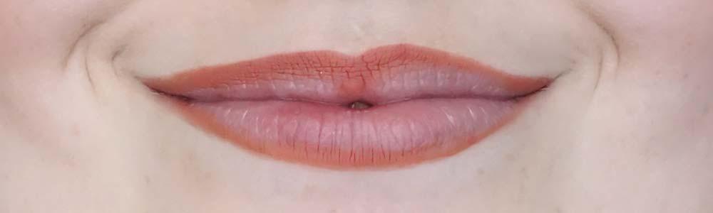 sla paris dermographic lip pencil swatch review