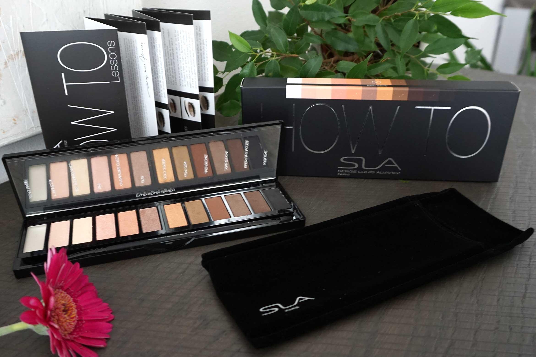 sla paris how to palette review