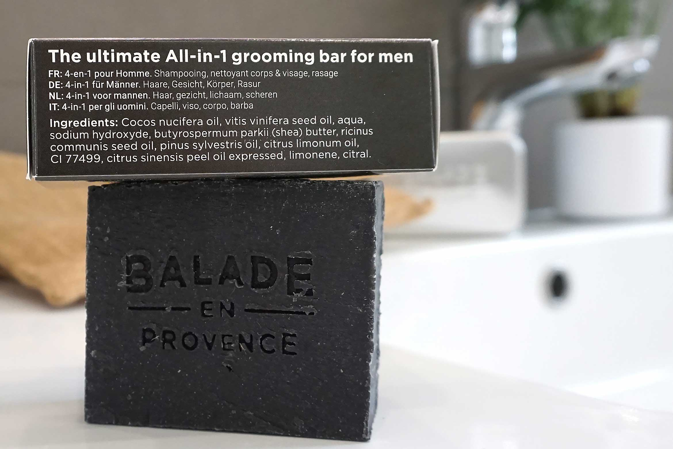 balade en provence all in 1 pour homme review
