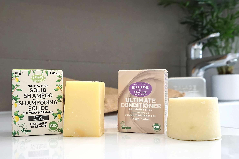 balade en provence solid shampoo review