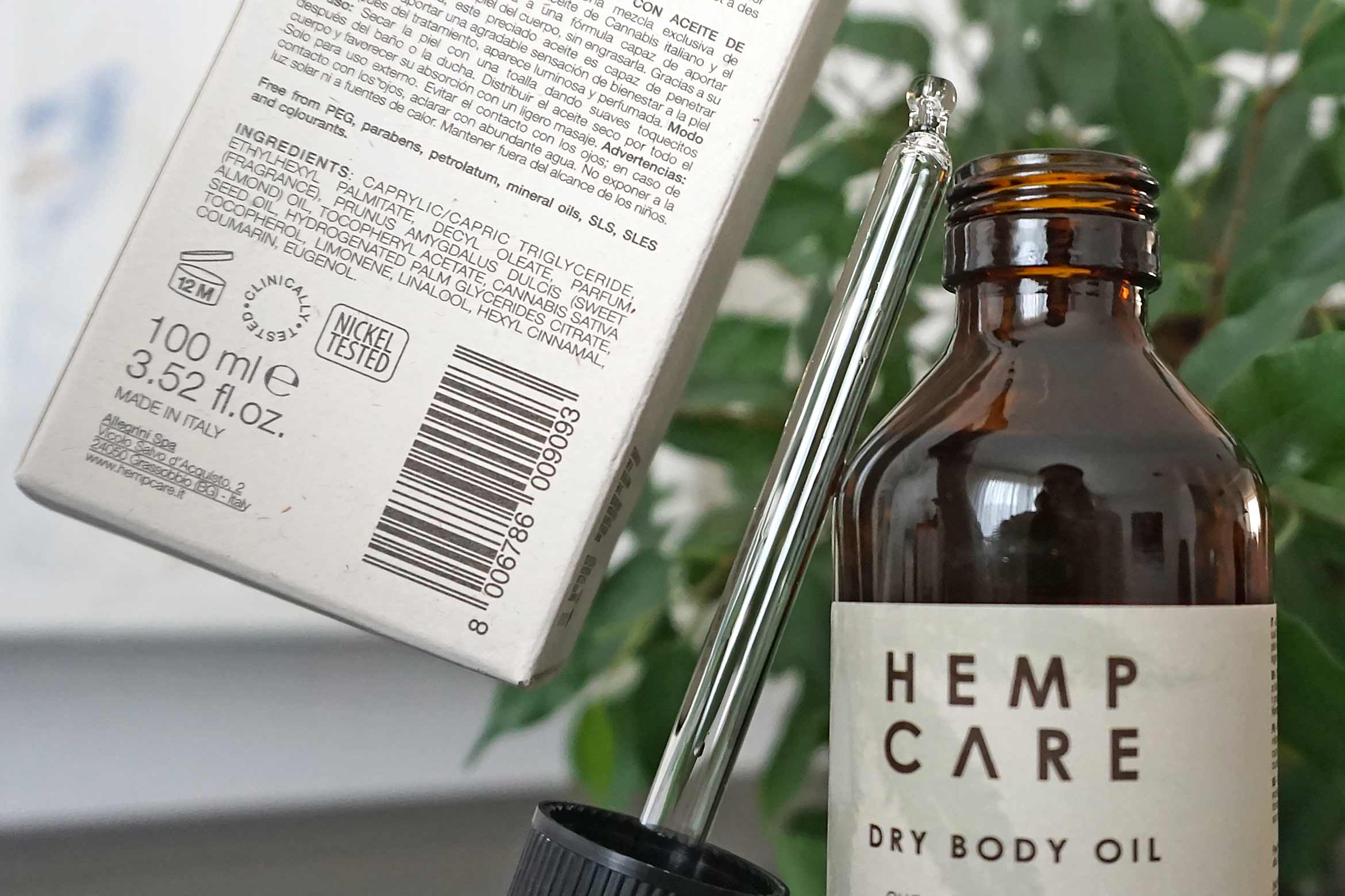 hemp care dry body oil review-1