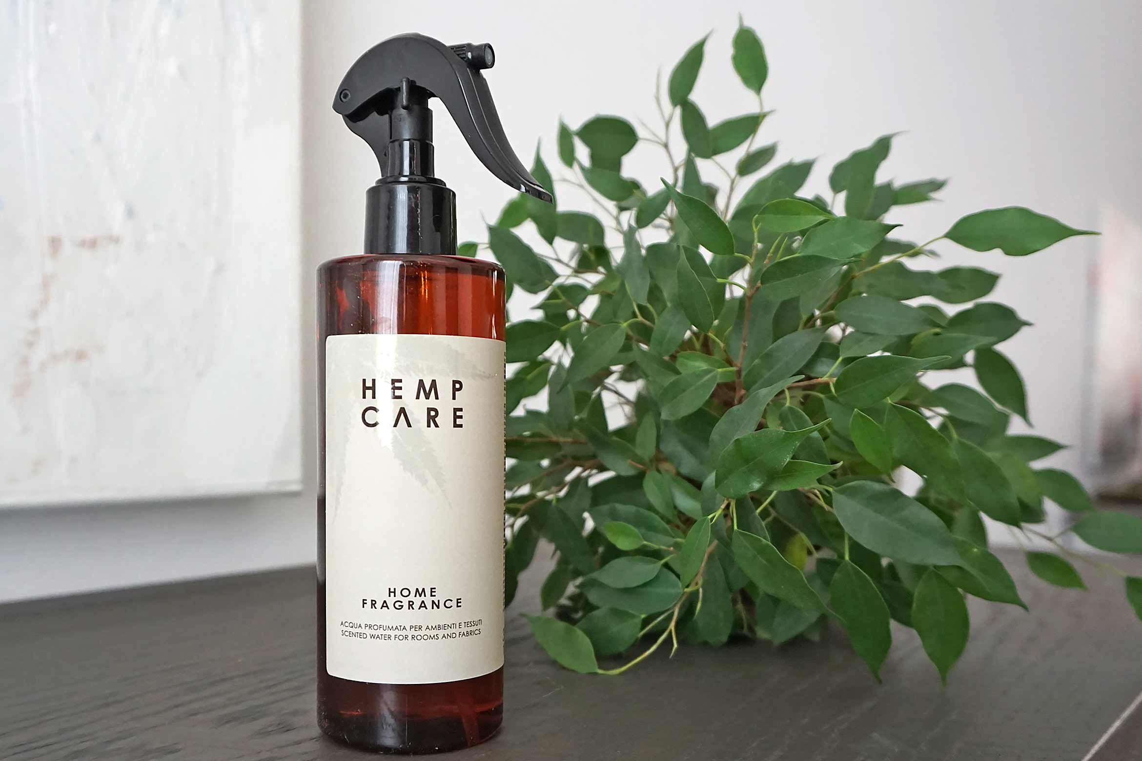 hemp care home fragrance review