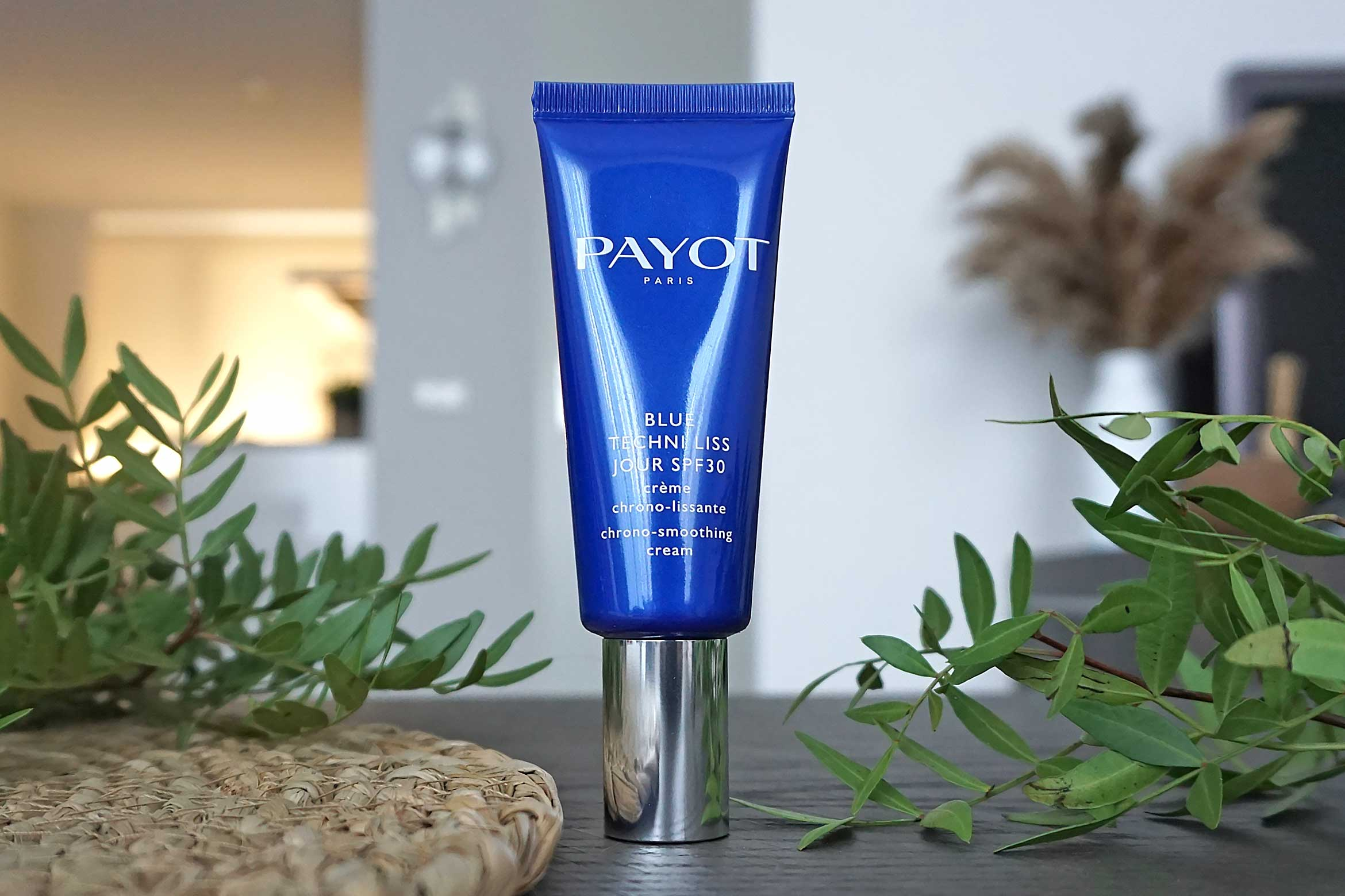 payot blue techni liss jour spf 30 review