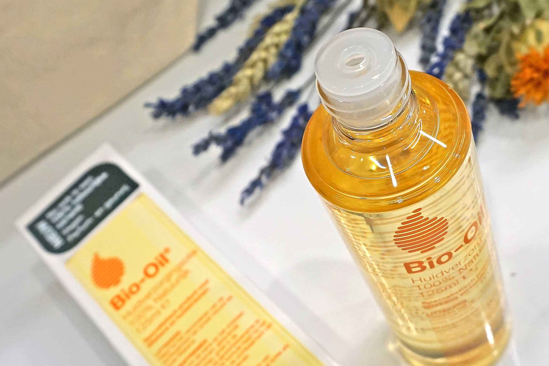 bio-oil huidverzorgingsolie 100% natuurlijk review-1