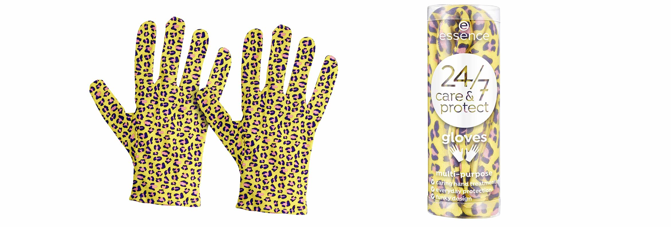 essence 24/7 care protect cotton gloves
