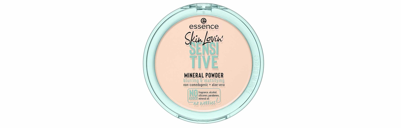 essence skin lovin' mineral powder