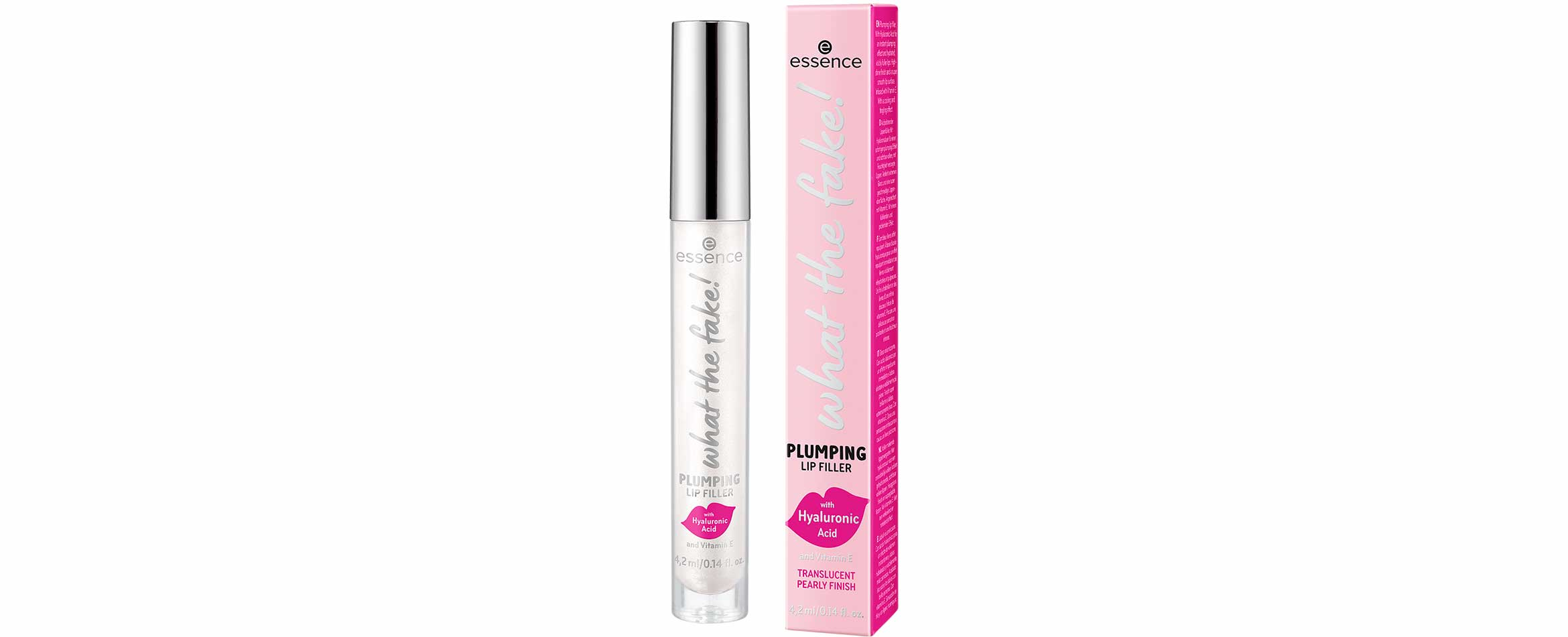 essence what the fake plumping lip filler