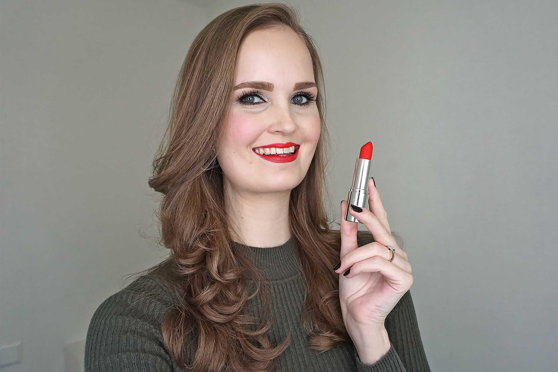 pupa petalips lipstick swatch 015 dahlia petal review