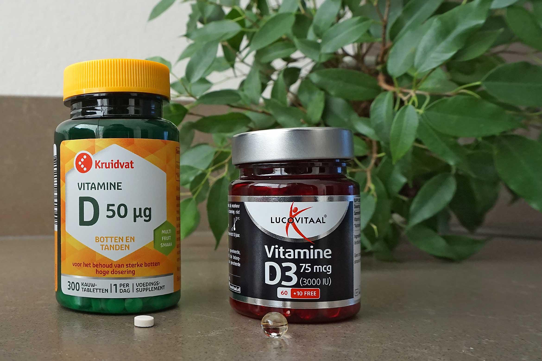 vitamine verschil a merk huismerk teveel vitamines-1