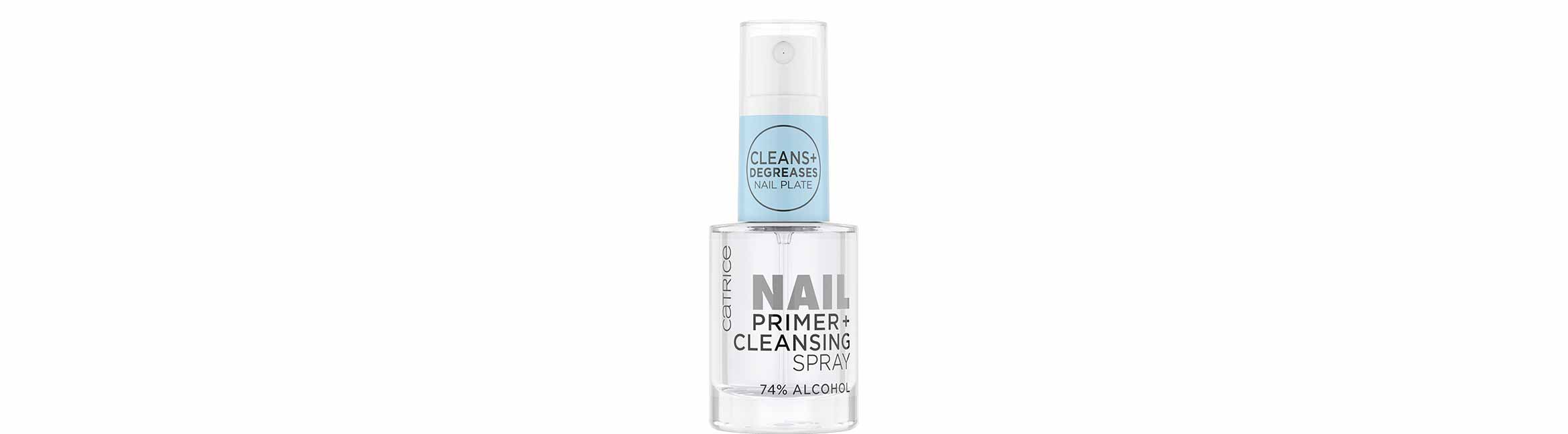 catrice nail primer cleansing spray