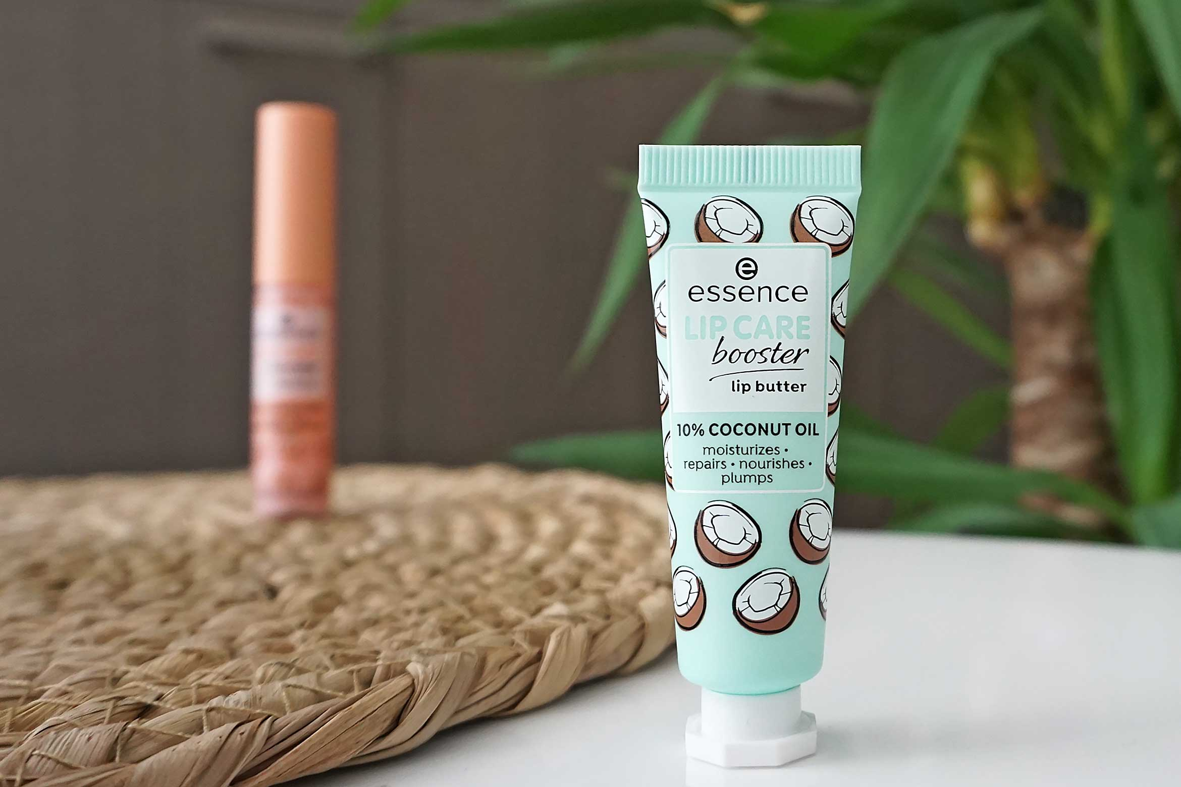 essence lip care booster lip butter review